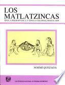 Los matlatzincas, época prehispánica y época colonial hasta 1650