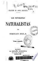 Los novelistas naturalistas