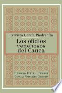 Los ofidios venenosos del Cauca