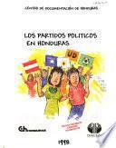 Los partidos políticos en Honduras