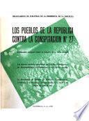 Los pueblos de la República contra la conspiracion n. 27 ...