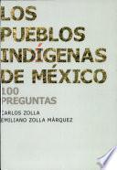 Los pueblos indígenas de México