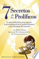Los siete secretos de los prolíficos