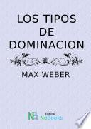 Los tipos de dominacion