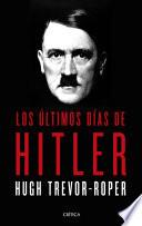 Los últimos días de Hitler