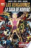 Los vengadores: La saga de Korvac