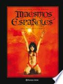 Maestros españoles del arte del cómic