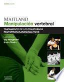 Maitland. Manipulación vertebral