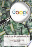 Malasombra de Google