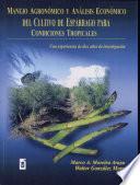 Manejo Agronómico Y Análisis Económico Del Cultivo de Espárrago Para Condiciones Tropicales : Una Experiencia de Diez Años de Investigación