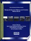 Manejo de Recursos Hídricos en la Frontera México-EE.UU