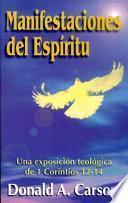Manifestaciones Del Espiritu