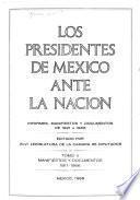 Manifiestos y documentos, 1811-1966