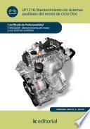 Mantenimiento de sistemas auxiliares del motor de ciclo Otto. TMVG0409