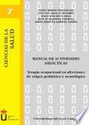 Manual de actividades didácticas
