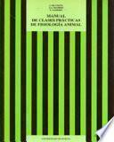 Manual de clases prácticas de fisiología animal