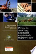 Manual de creación y gestión de empresas de inserción social