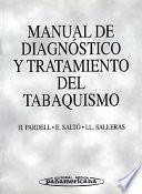 Manual de diagnóstico y tratamiento del tabaquismo