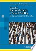 Manual de Epidemiología y Salud Pública