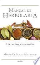 Manual de herbolaria