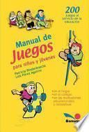 Manual de juegos para niños y jóvenes