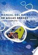 Manual de kayakista de aguas bravas
