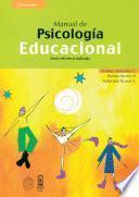 Manual de psicología educacional