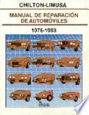 Manual De Reparacion De Automoviles 1976-1983