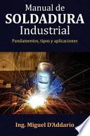 Manual de Soldadura Industrial