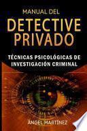 Manual del Detective Privado