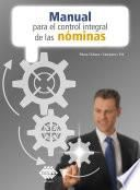 Manual para el control integral de las nóminas 2019