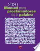 Manual para proclamadores de la palabra® 2020