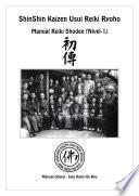 Manual Reiki Shoden Nivel-1