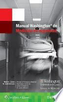 Manual Washington de Medicina de Urgencias