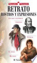 Manuales Parramón: Retrato, rostros y expresiones