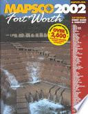Mapsco Fort Worth Street Guide & Directory