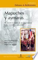 Mapuches y aymaras