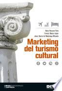 Marketing del turismo cultural