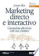 Marketing directo e interactivo