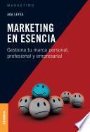 Marketing en esencia