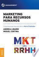 Marketing para Recursos Humanos