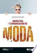 MARKETING Y COMUNICACIÓN DE MODA