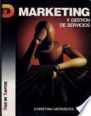 Marketing y gestión de servicios
