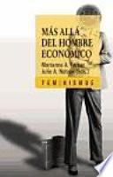 Más allá del hombre económico