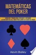 Matematicas Del Poker