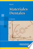 Materiales dentales / Dental Materials