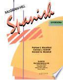 McGraw-Hill Spanish--Amistades