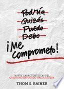 ¡Me comprometo!