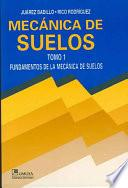 Mecanica De Suelos I / Ground Mechanics I