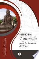 Medicina ayurveda para profesores de yoga